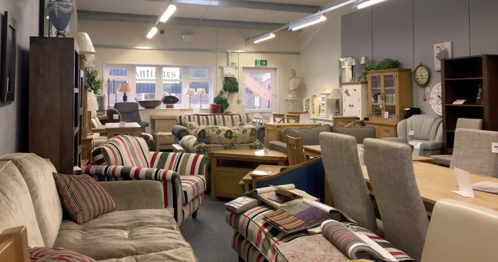 Dagfields Craft Antiques Centre Nantwich